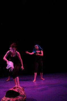 "Movement Piece based on ""Mother Courage"""